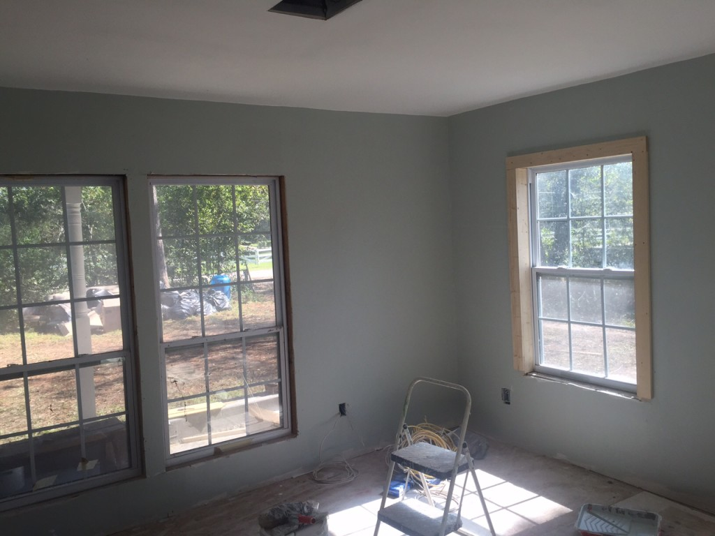 master window trim